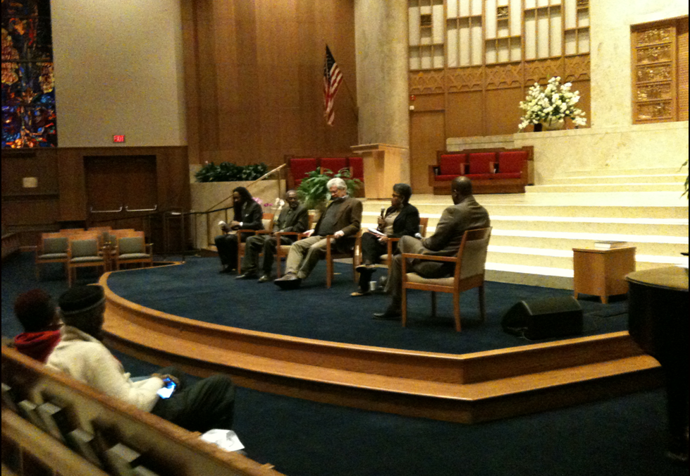 MLK Day Panel Discussion on Mass Incarceration