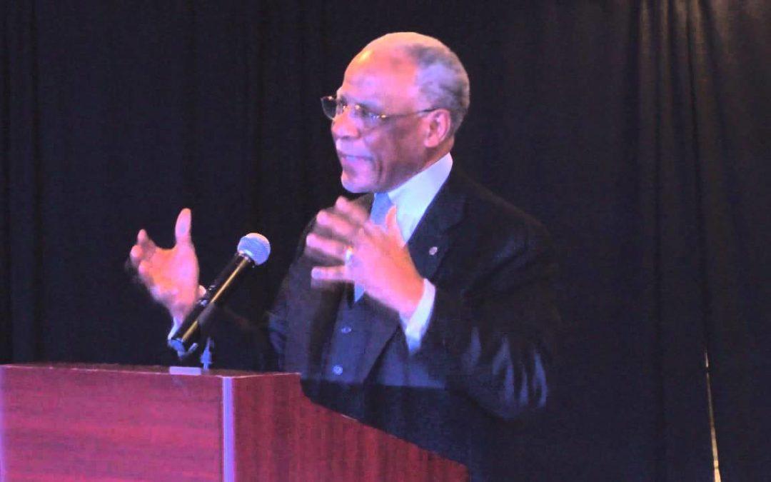 Reverend Dr. W. Wilson Goode 17th Annual Freedom Fund Awards Dinner Keynote Speaker